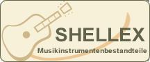 Shellex Musikinstrumentenbestandteile