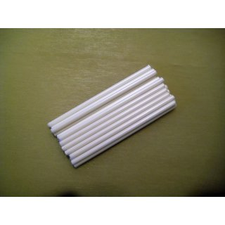 Side dots, white, 50x2,0 mm