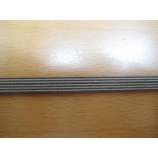 Kopfplattenspan, Holz, 6,0x1,5 mm - 20 cm lang