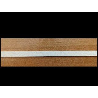 Bottom strip, wood, 3,3x3,0 mm - 60 cm lang