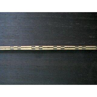 Bodenspan, Holz, 3,8x3,3  mm - 60 cm lang
