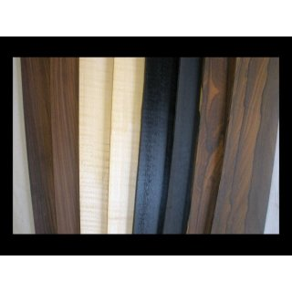 Fingerboard raw or sandet