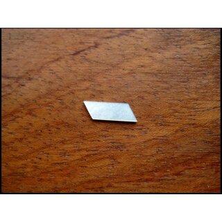 Perlmuttereinlage, Makassar ~ 13,6x4,5 mm