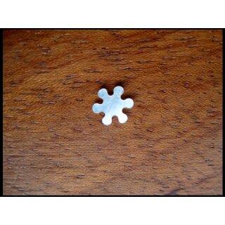 Perlmuttereinlage, Makassar ~ 6,3  mm