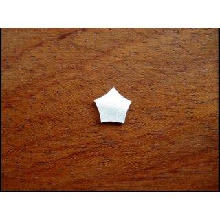 Perlmuttereinlage, Makassar ~ 7,6  mm