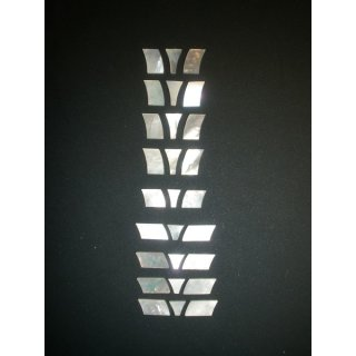 Victory style, 27-parts - 1.5 mm thick