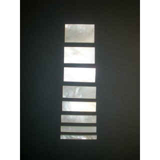 Höfner style, 8-parts - 1.5 mm thick