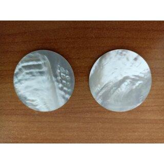 Perlmuttereinlagen, Abalone rot, 7x7x2 mm