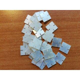 Perlmutterstäbchen, Goldfisch, 20x1,4x1 mm