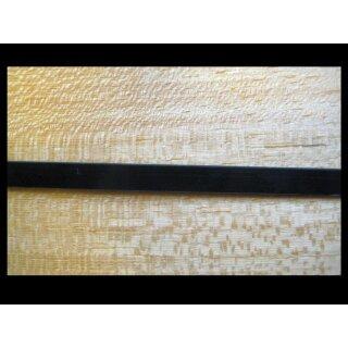 Kopie von ABS-Binding - schwarz, 1300x7,5  mm