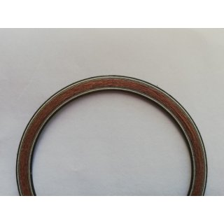 Sound hole ring, wooden marquetry, 1,5 mm thickness