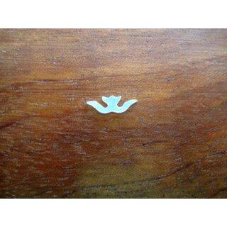 Perlmuttereinlage, Makassar ~ 11x3,8 mm
