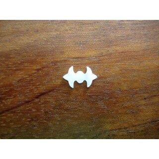 Perlmuttereinlage, Makassar ~ 10,3x6  mm