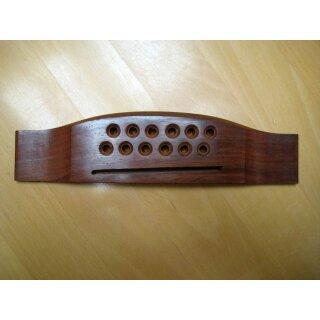 Guitarbridge, western 12-string, rosewood, Martin