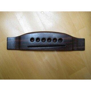 Guitarbridge, western 6-string, rosewood, Martin