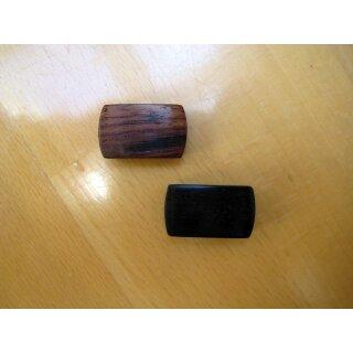 Mashine head button, guitar, square, round hole