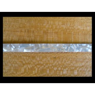 Celluloid - Binding - perloid weiss, 1630x6 mm
